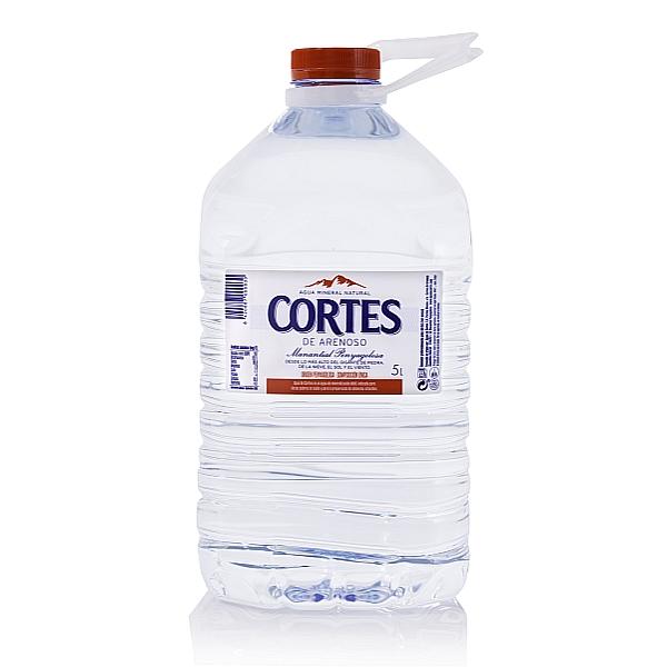 AGUA-CORTES-5L