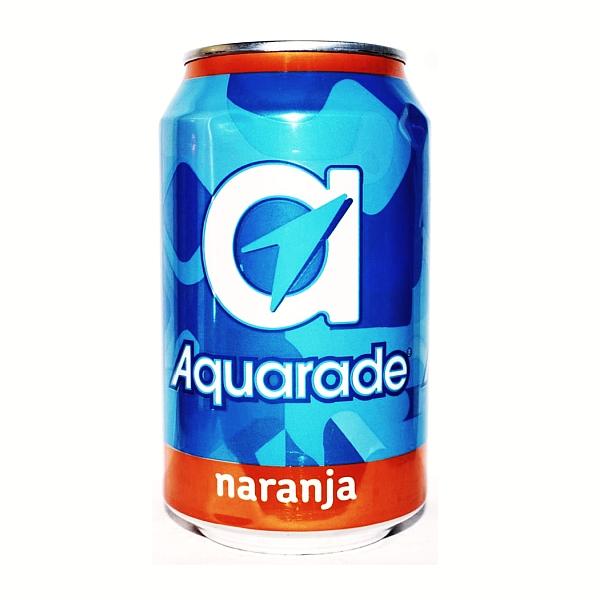 AQUARADE-NARANJA-LATA-330