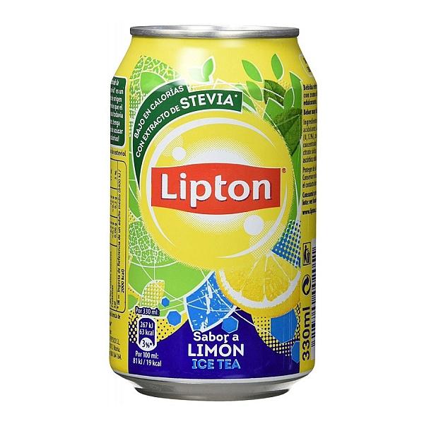 lipton-limon